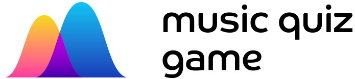 music quiz game logo